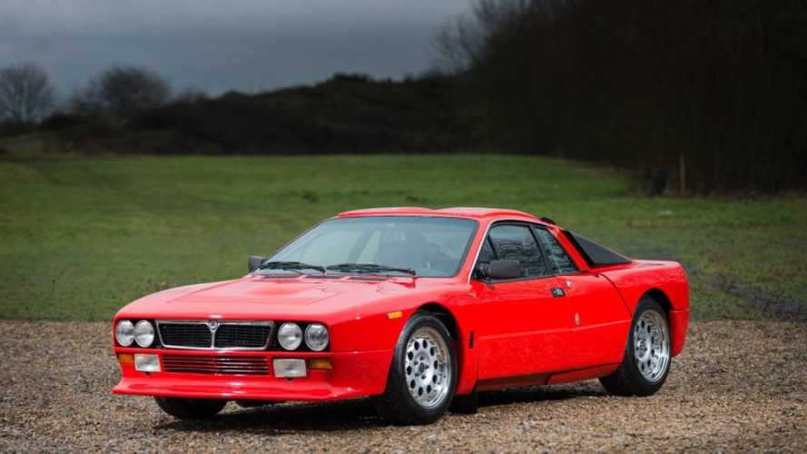 Was this Lancia's greatest road-going machine?