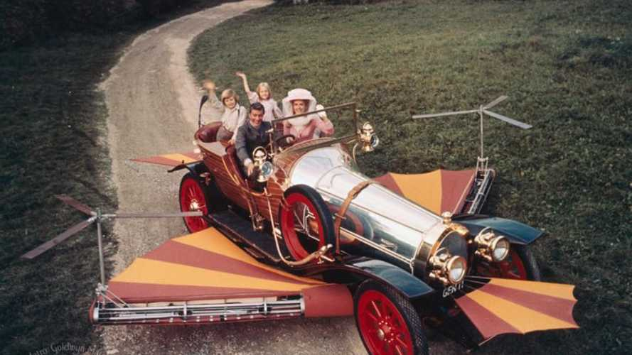 Celebrating 50 years of Chitty Chitty Bang Bang