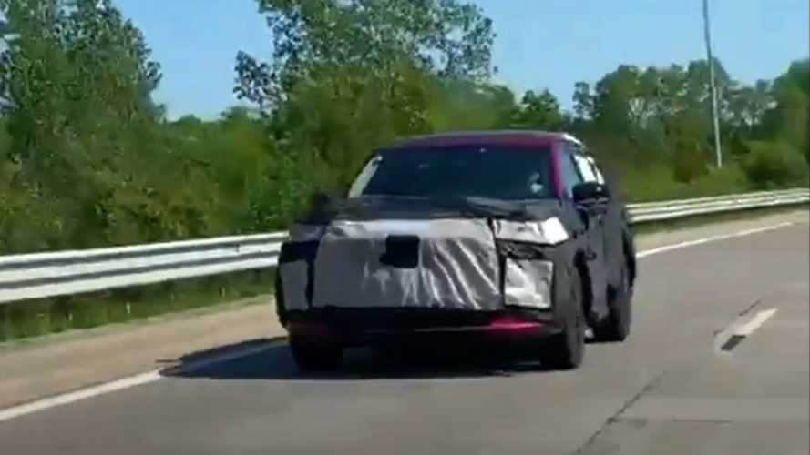 New Acura MDX Type S Spied During Testing
