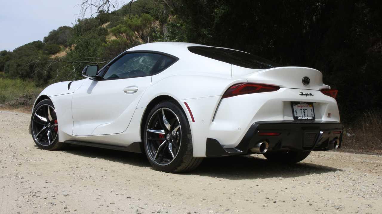 2020 Toyota GR Supra 3.0 İlk Sürüş