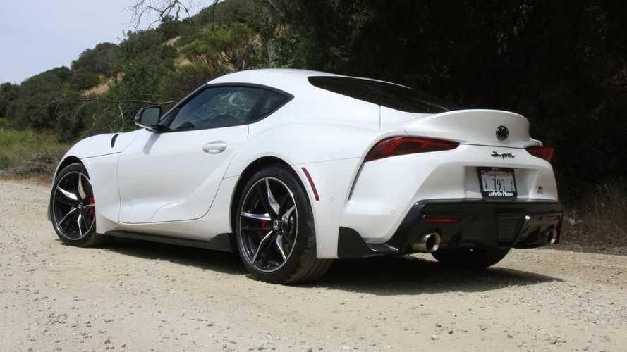 Yeni Toyota Supra'nın geyik testini izleyin!