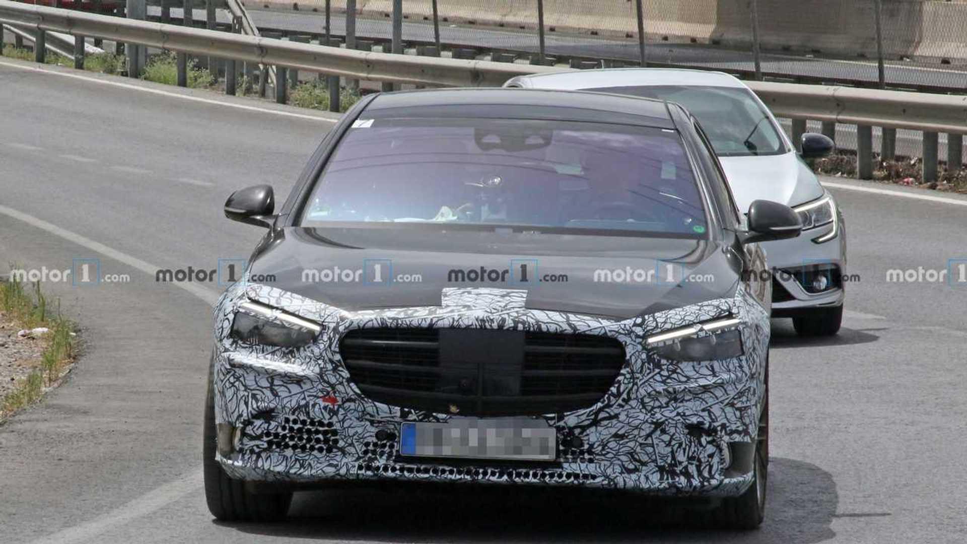 Mercedes-Benz Clase S (W223) 2020 16