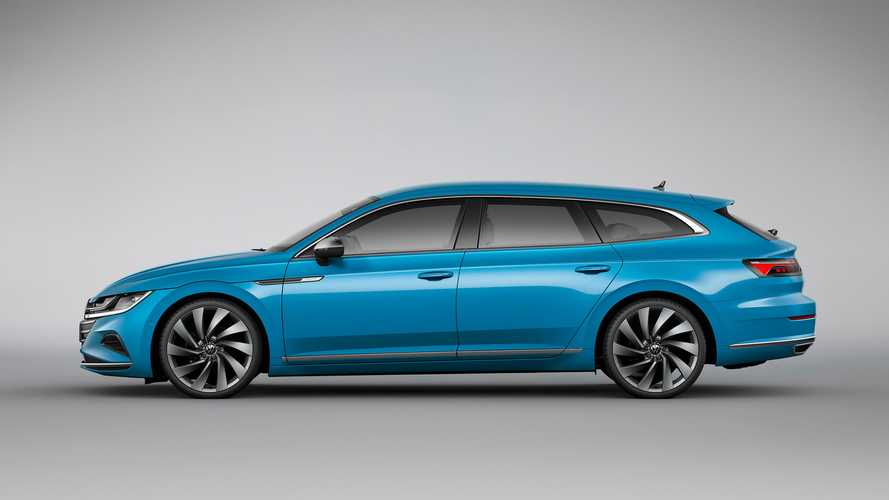 VW Arteon (2020): Facelift, Shooting Brake, Plug-in-Hybrid und R-Modell