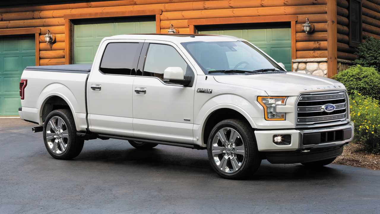 9. Ford F-150