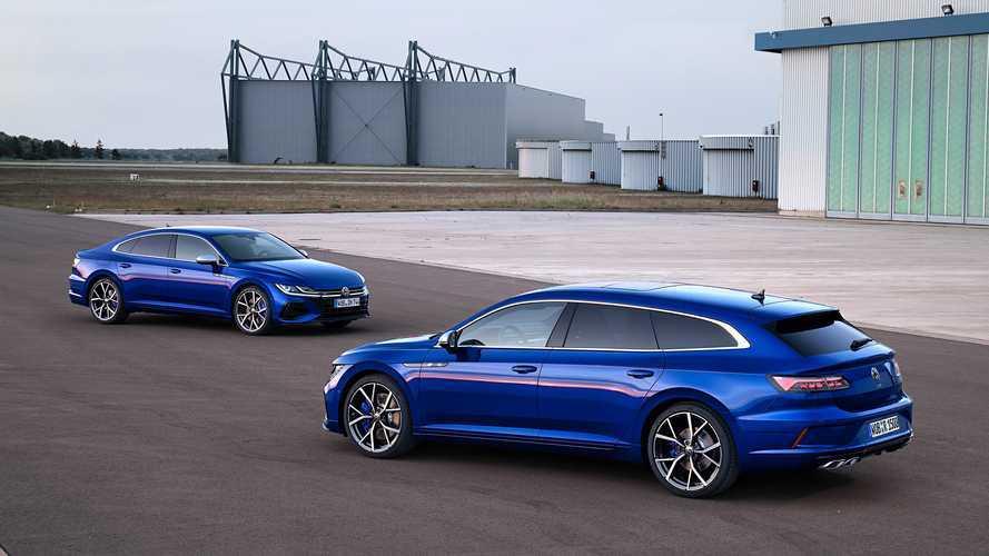 Volkswagen Arteon restyling, ora c'è anche shooting brake e ibrida