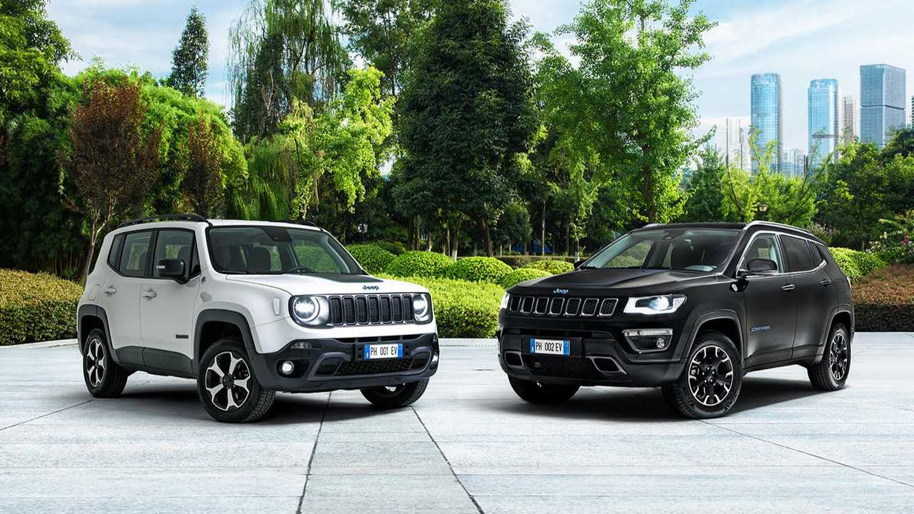 Jeep Renegade 4xe ve Jeep Pusula 4xe