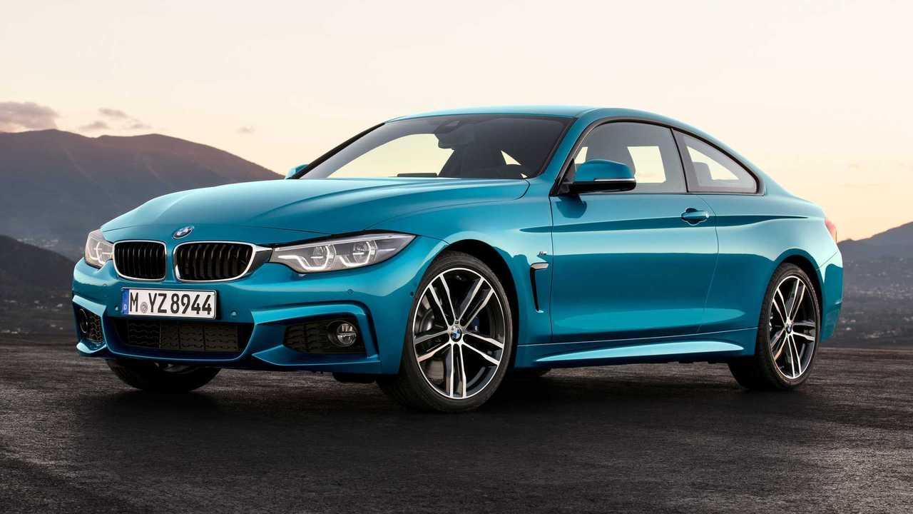8. BMW 4 Series – 51.7%