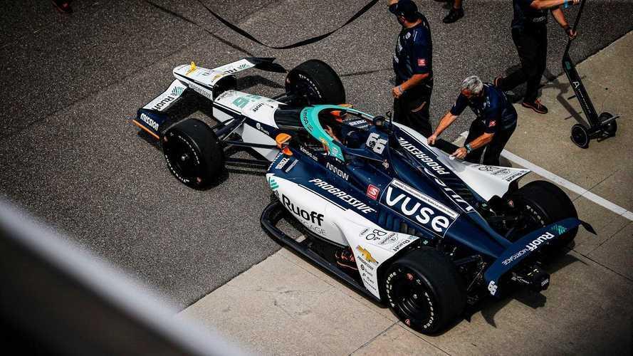 Indy 500: Palou se cuela provisionalmente en el Fast Nine; Alonso, 26º