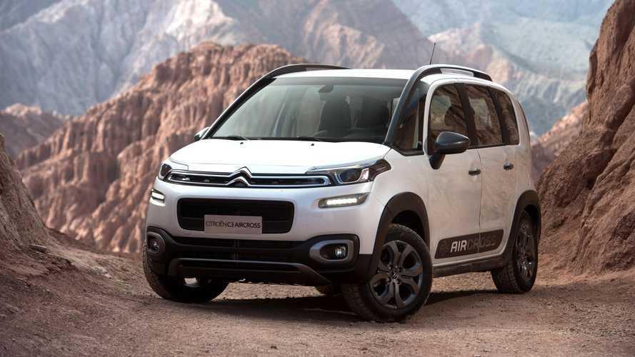 L'ancien Citroën C3 Picasso ressuscité en Argentine