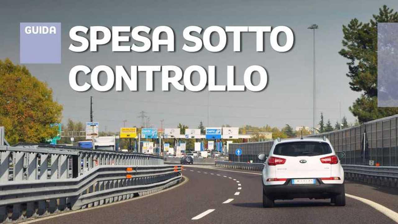 Copertina autostrade come si calcola il pedaggio 3