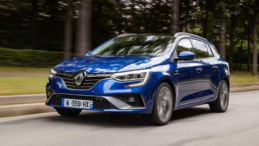 Renault Mégane Grandtour E-Tech