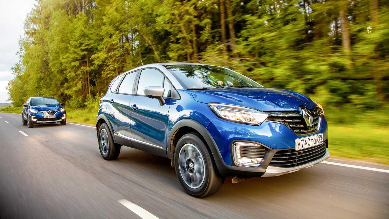 Renault Captur 2021 (Rússia) - Primeiras impressões