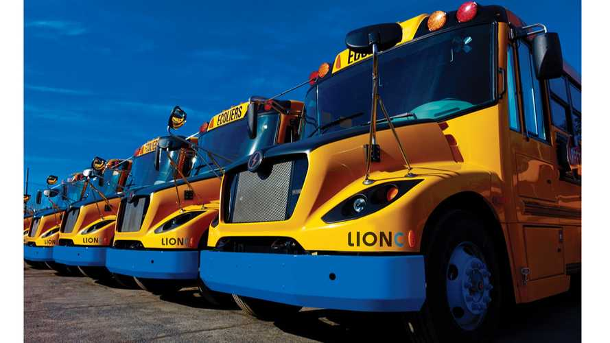 Transdev Canada Ordered 27 New Electric School Buses