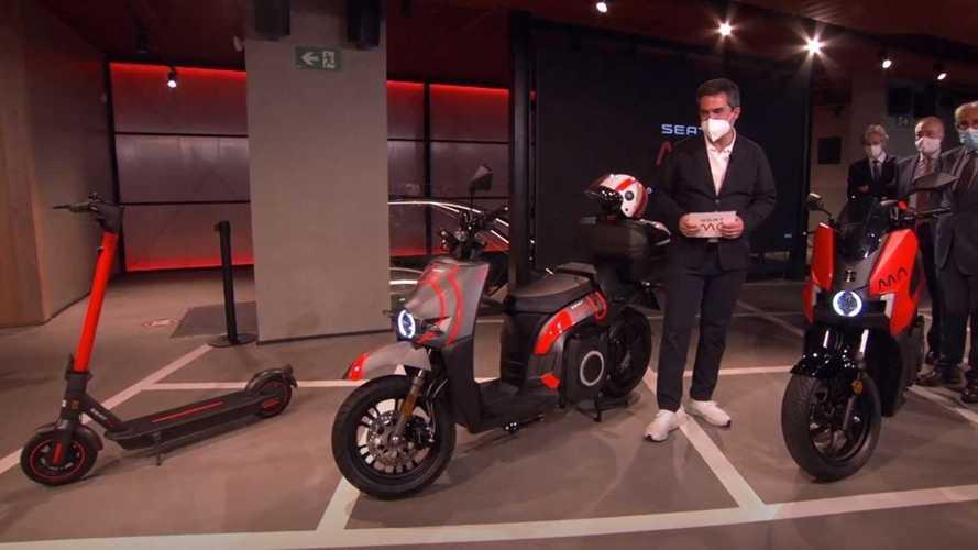 Seat lancia il nuovo brand per la mobilità elettrica condivisa: Seat MO
