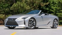 2021 Lexus LC 500 Convertible: First Drive