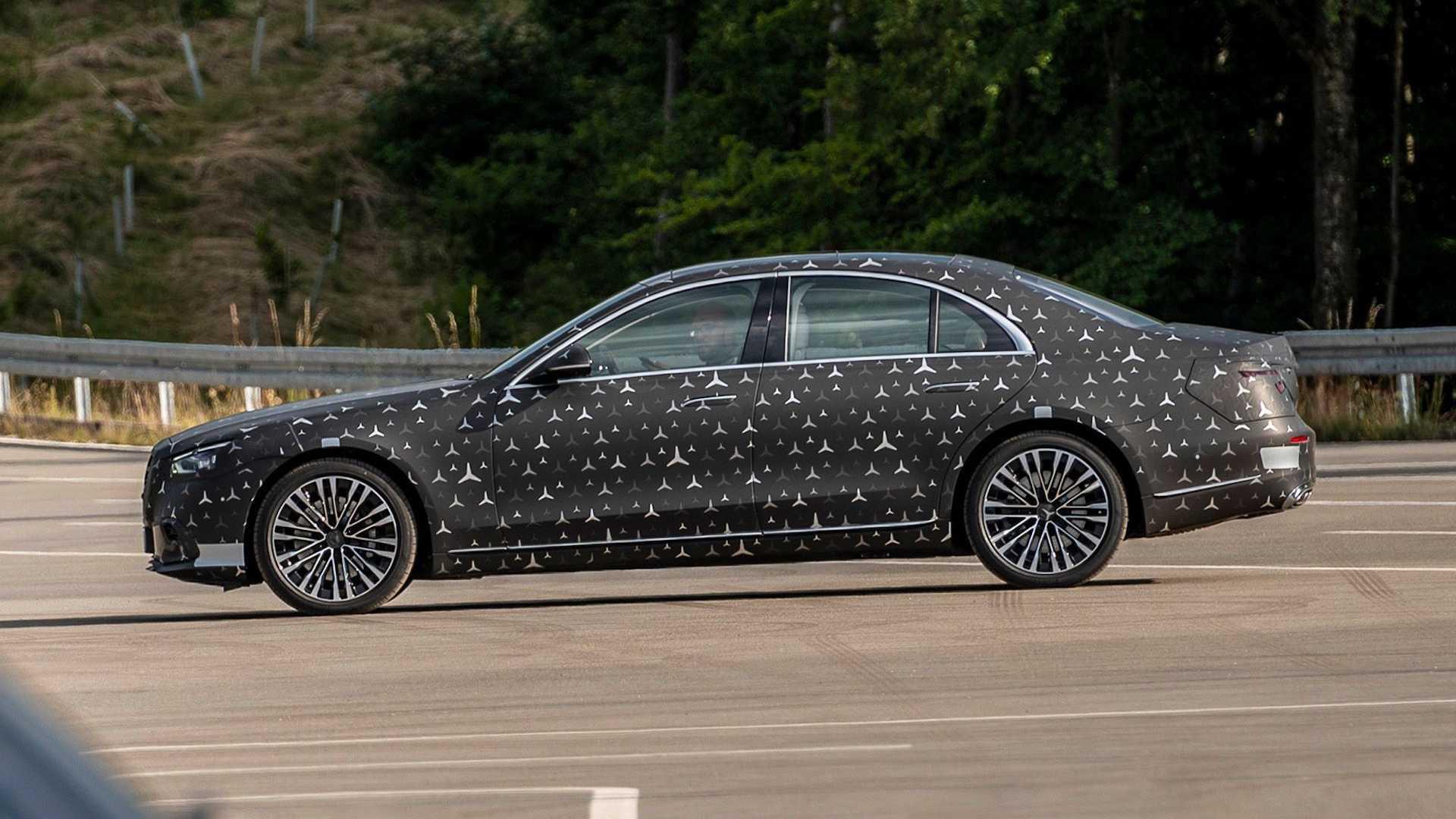 2020 - [Mercedes-Benz] Classe S - Page 16 2021-mercedes-benz-s-class-teaser-e-active-body-control