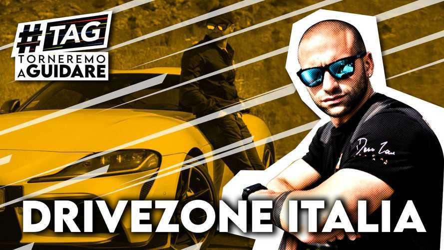 TAG-Chiacchiere con DriveZone Italia