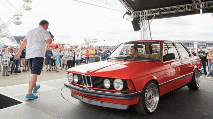 Mike Brewer's Car Clinics returns to Silverstone Classic