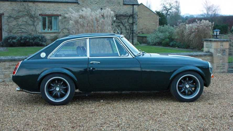 Classified Hero: Is this the greatest MGB V8 ever?