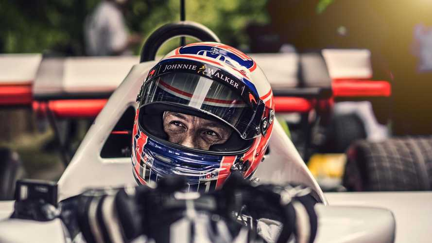Button and Stewart lead Festival of Speed silver jubilee line-up