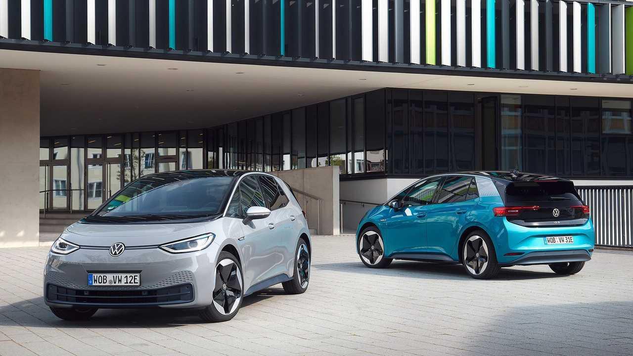 Volkswagen ID.3 (2020) no teste