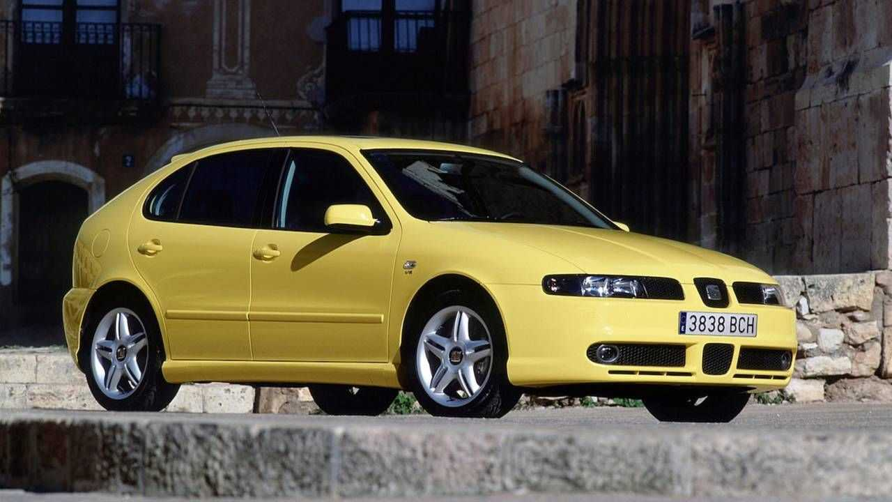 Seat Leon Cupra 4 (2000)