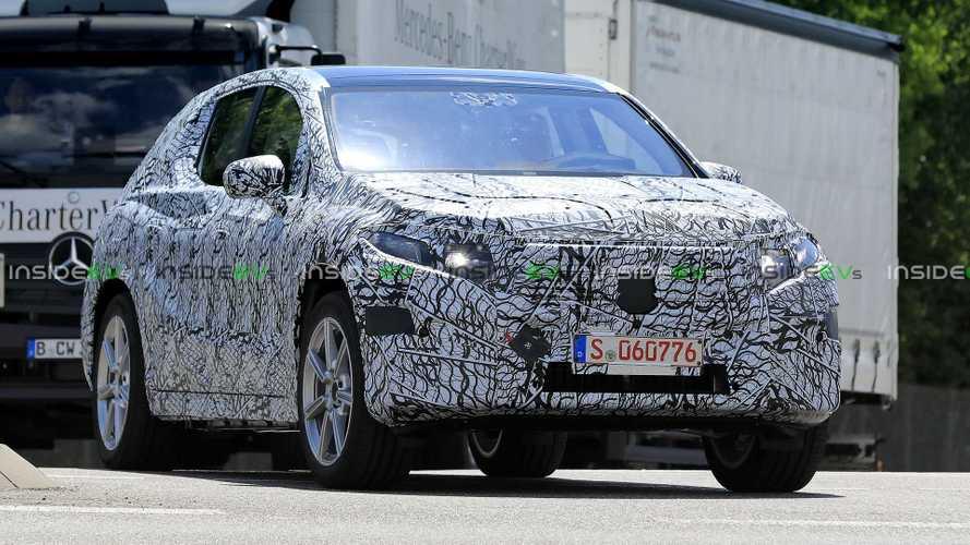 Máris teszteli a Mercedes az EQC utódját?