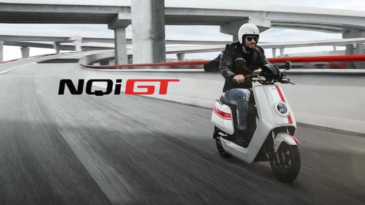 NIU NQi Electric Scooter