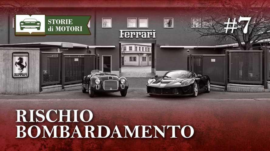 Perché la Ferrari ha sede a Maranello?