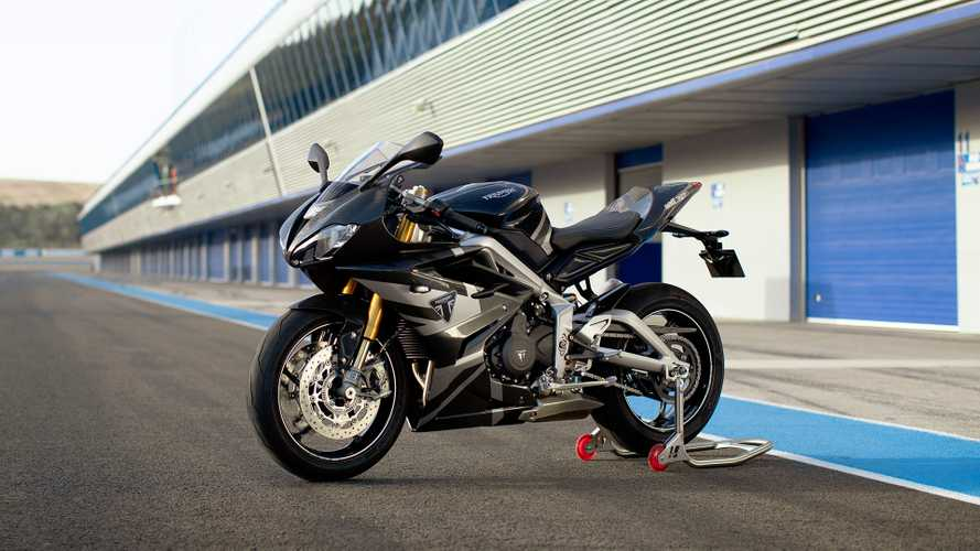 Triumph Officially Unveils The New Limited-Edition Daytona Moto2 765