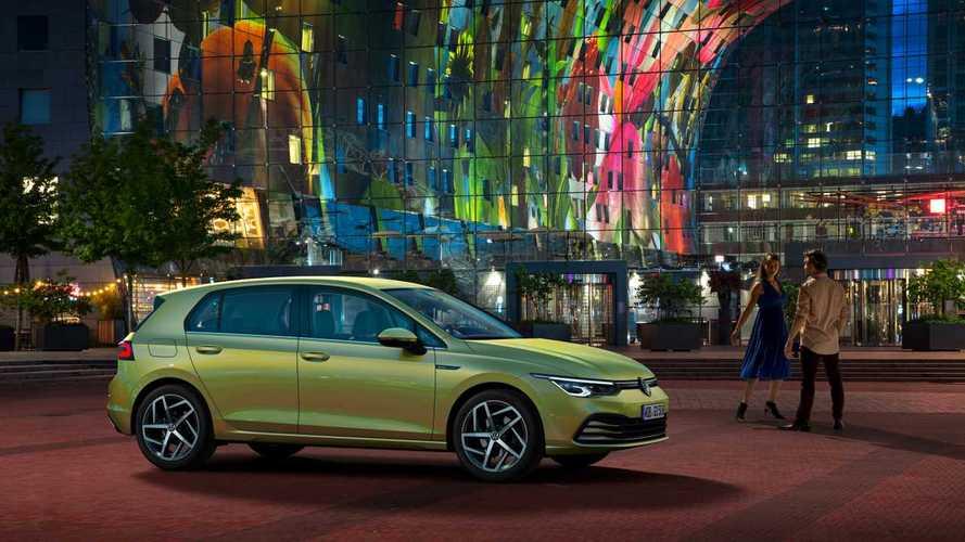 Volkswagen приостановил поставки нового Golf