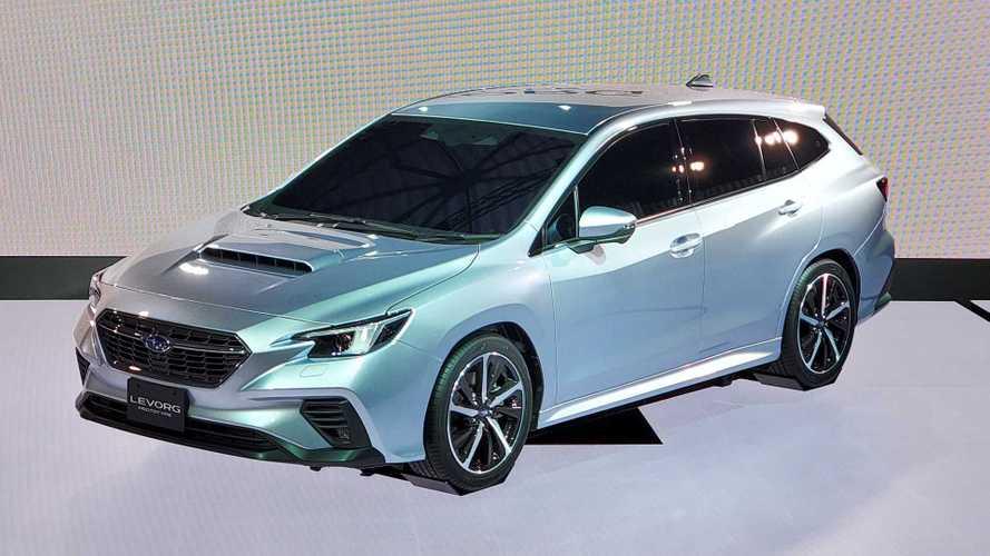 Subaru Levorg: perua esportiva muda de geração com novo motor boxer