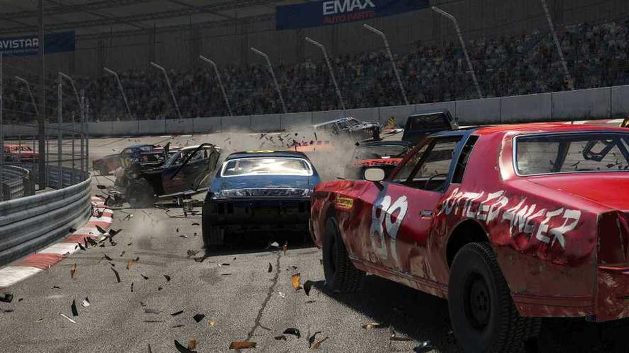 Test - Wreckfest (Xbox One)