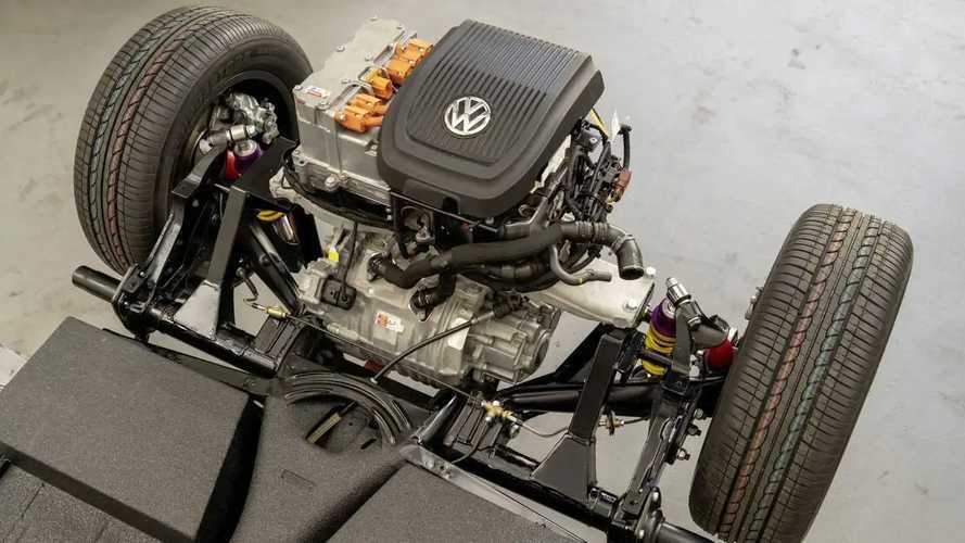 VW Helps Retrofit An Original Beetle With the eKäfer Project