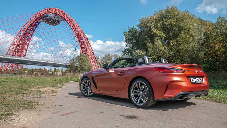 Смотрим в лето с BMW Z4