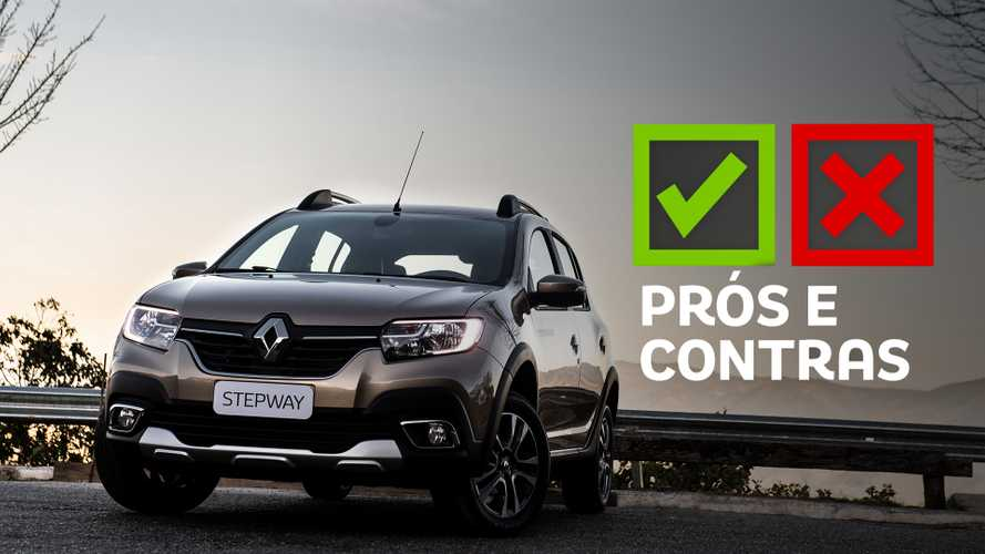 Prós e Contras: Renault Stepway Iconic CVT