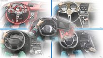 chevy corvette interior evolution