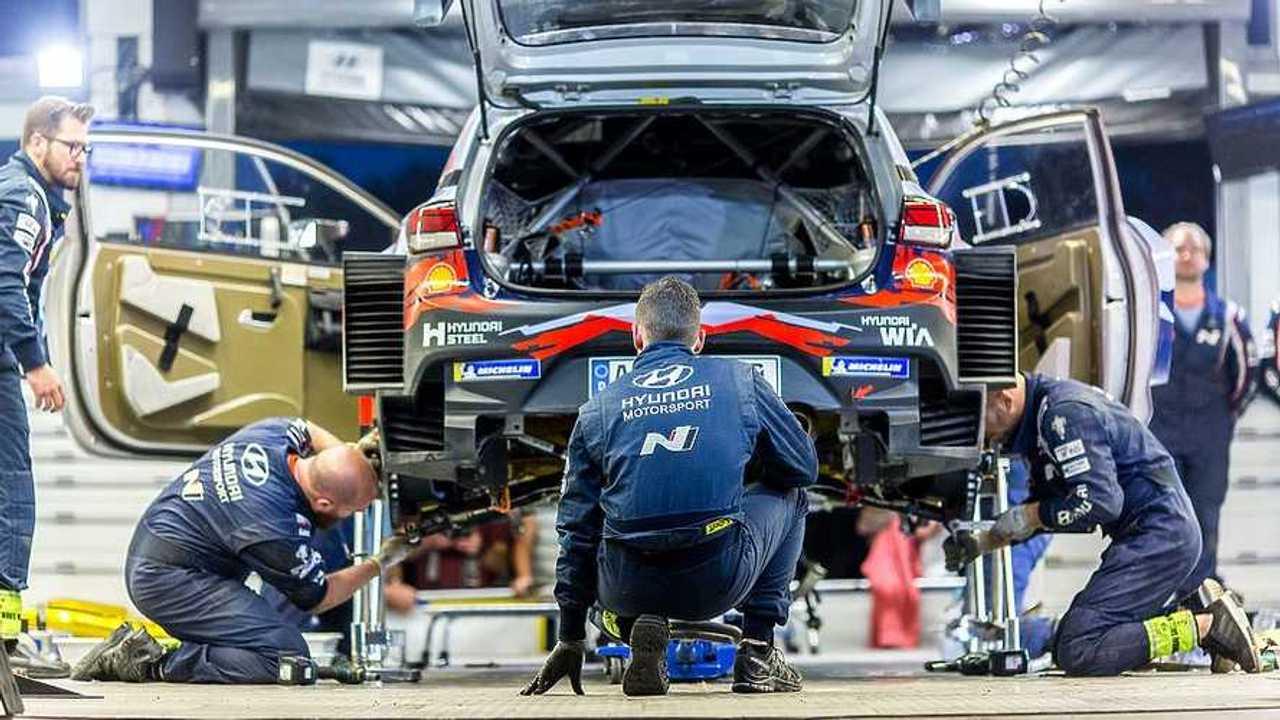 L'elettrica da corsa di Hyundai Motorsport