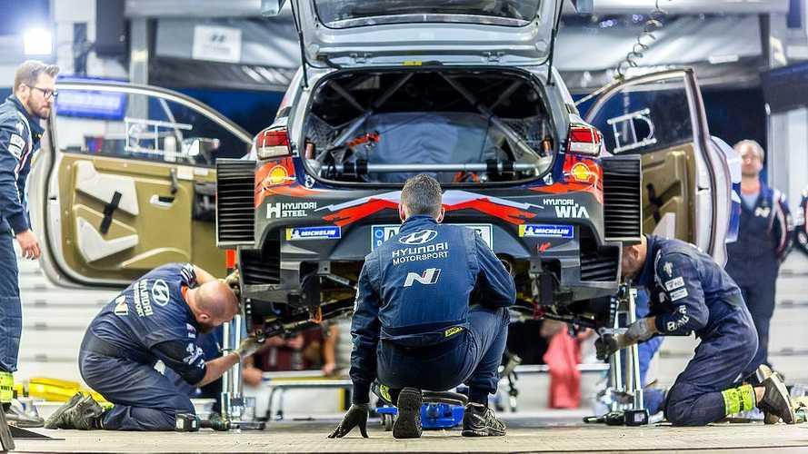 Hyundai, un'elettrica da corsa al salone di Francoforte