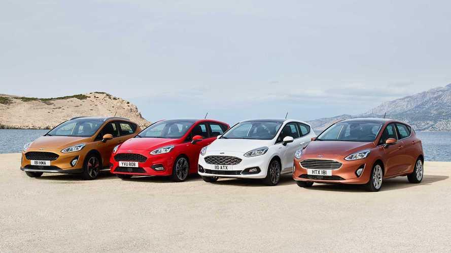 Ford Fiesta (2019): Aktionsrabatte von 1.960 Euro und mehr
