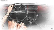 Toyota Corolla, así ha evolucionado su interior