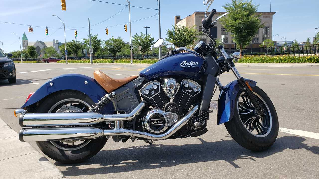 2019 Indian Scout Practically Perfect In Almost Every Way