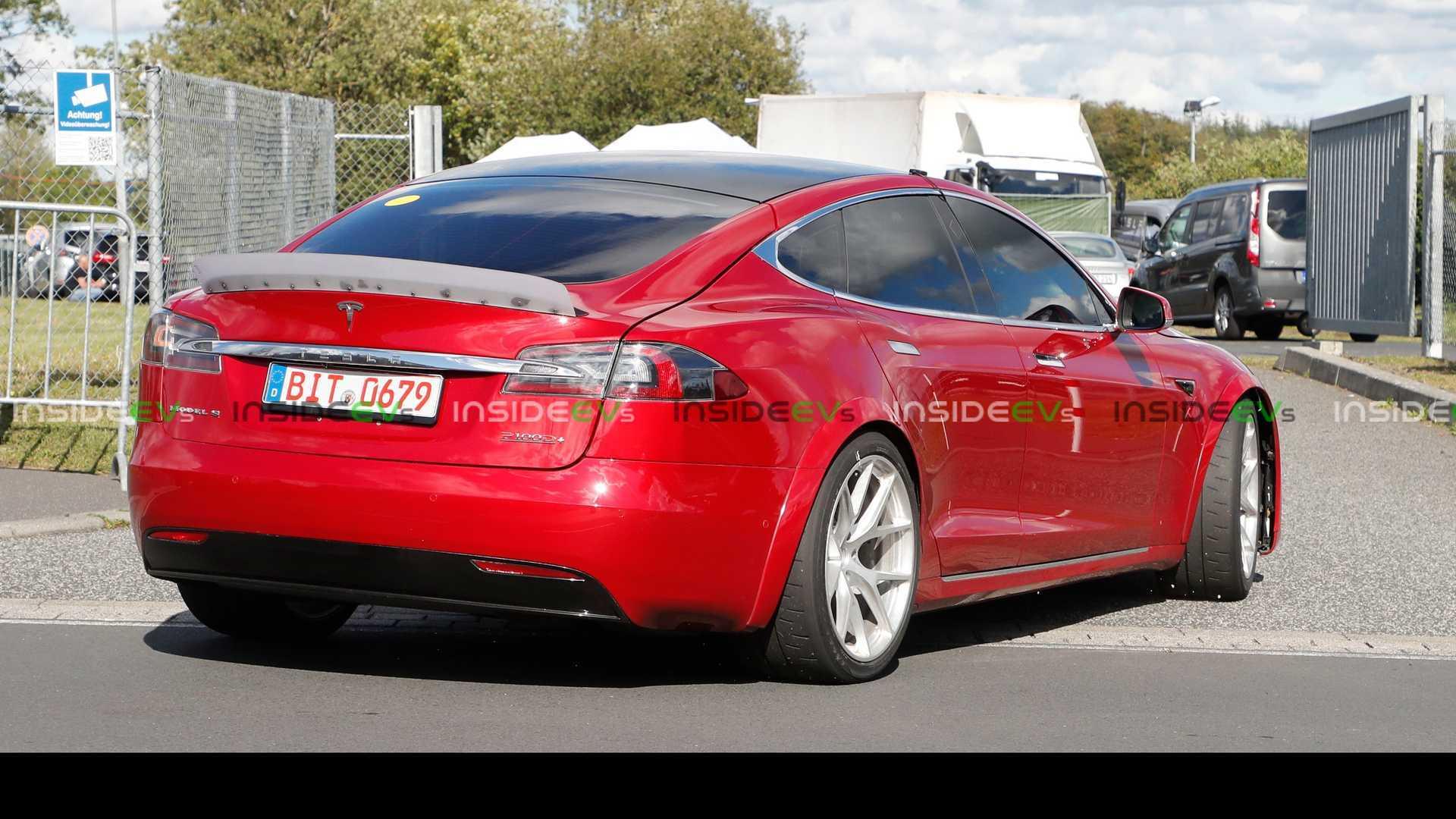 Tesla Model S MOD / Plaid 45