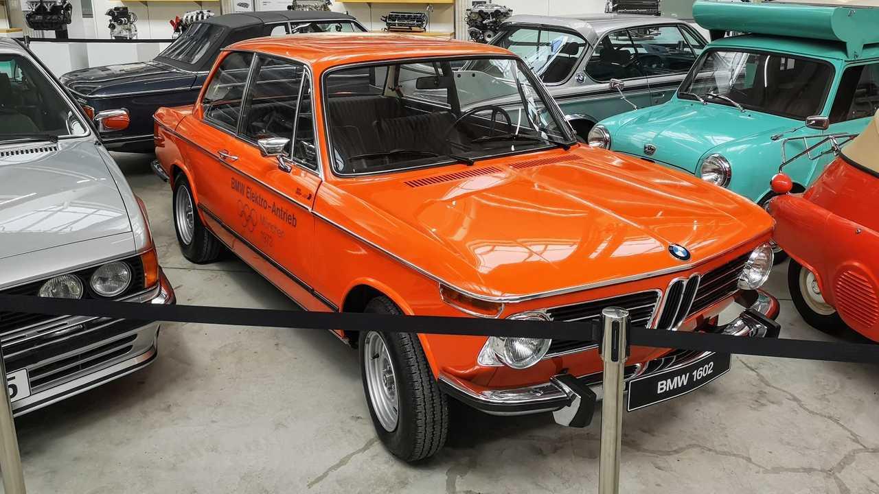 BMW 1602e (1972) 1/4