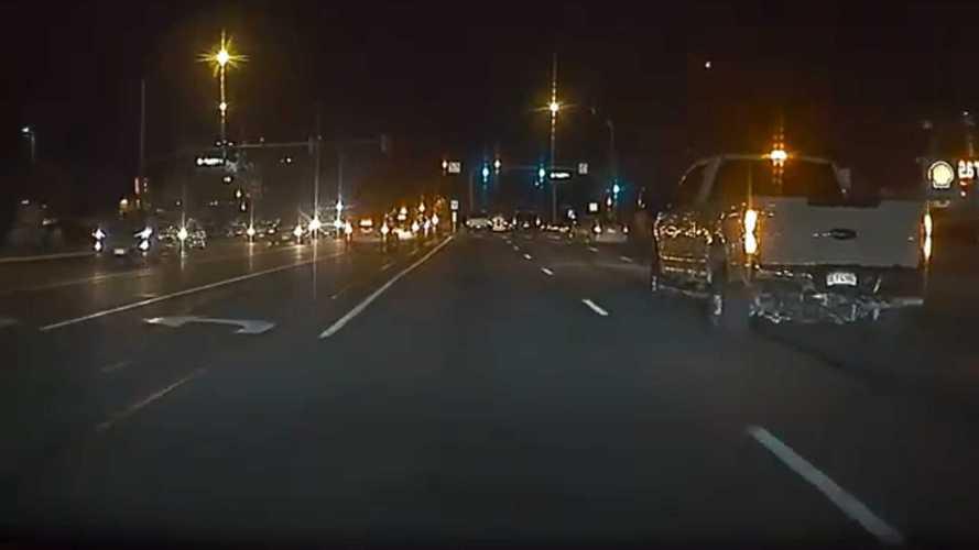 Let TeslaCam Show You An Almost Certain Accident Not Happen
