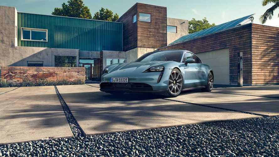 35 milliós ár és 571 lóerős teljesítmény - ez lenne a Porsche Taycan 4S