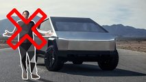 video tesla cybertruck doug demuro wrong