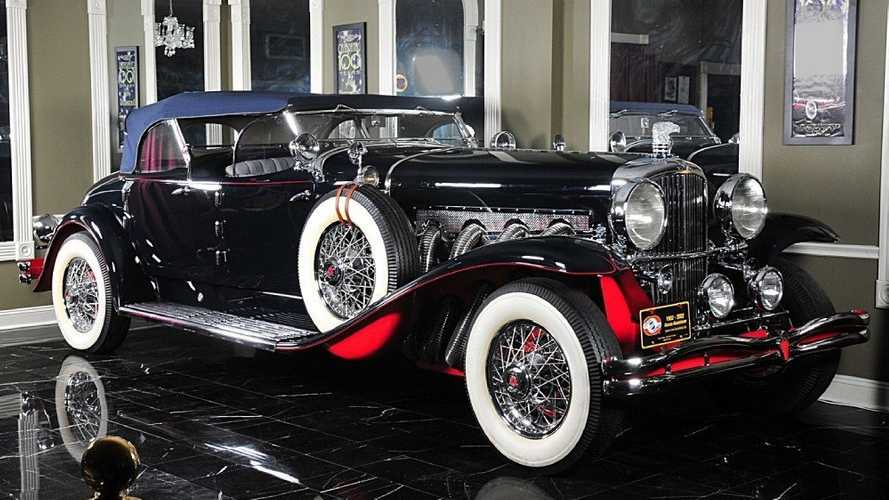 Shine On With A 1999 Duesenberg II Torpedo Phaeton