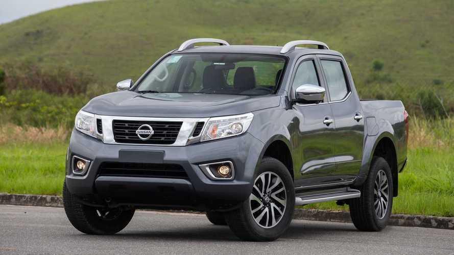 Nissan Frontier: picape só mudará no Brasil em 2022