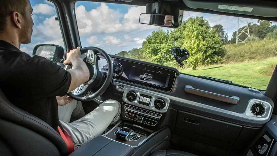 Mercedes G Class VS Suzuki Jimny